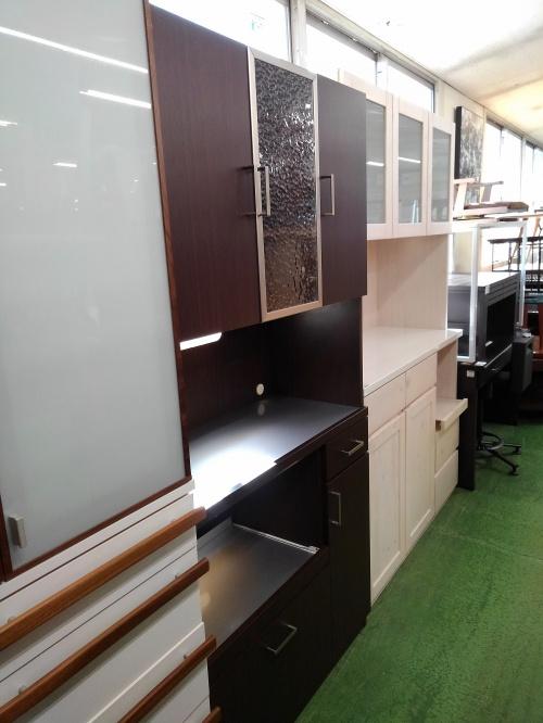 カップボード・食器棚の板橋 練馬 中野 池袋 レンジボード 買取