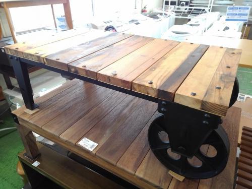 家具のコーヒーテーブル