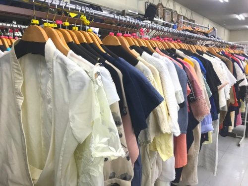Tシャツの板橋 練馬 中野 池袋 古着 買取