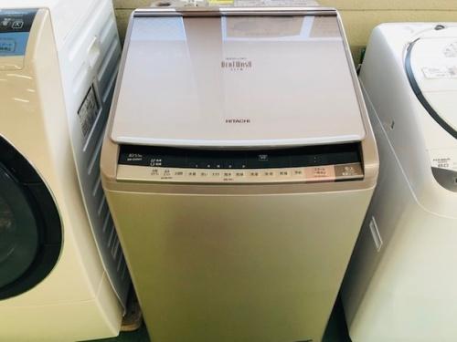 生活家電の縦型洗濯乾燥洗濯機