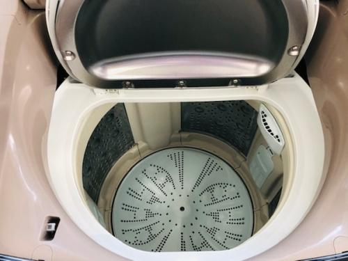 縦型洗濯乾燥洗濯機のHITACHI・ヒタチ