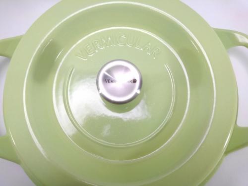 鍋のVERMICULAR バーミキュラ