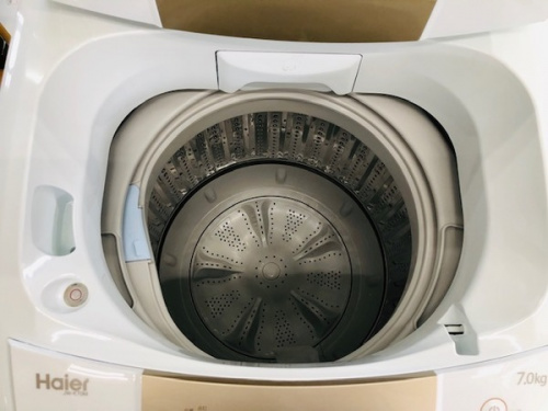 洗濯機 のHaier・ハイアール