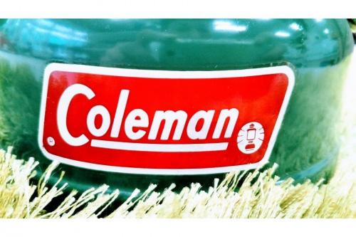 バーナー ヴィンテージのColeman