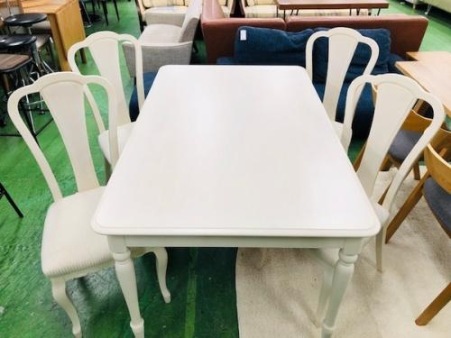 テーブルのIDC