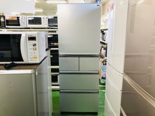 生活家電の冷蔵庫・5ドア冷蔵庫