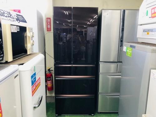 生活家電の冷蔵庫・6ドア冷蔵庫