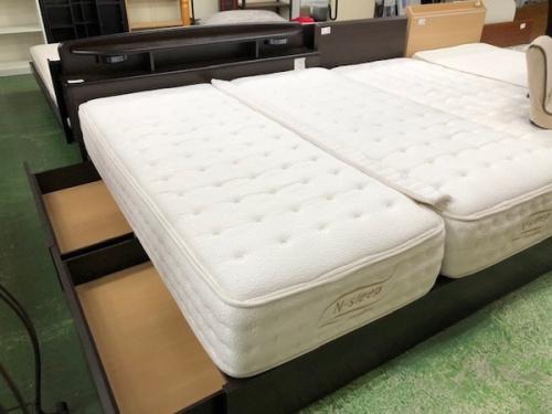 ベッドのNITORI・ニトリ