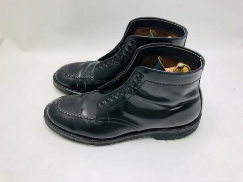 ブーツのALDEN・オールデン