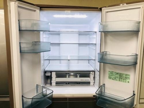 冷蔵庫のファミリータイプ