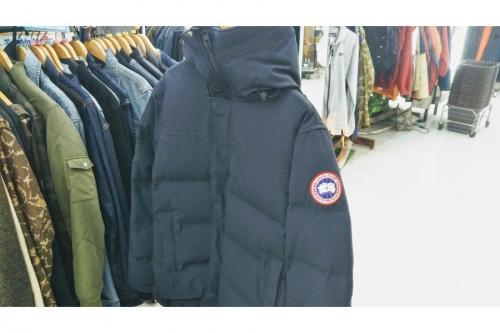秋冬物衣類 洋服 中古 買取 処分 リサイクルのダウンジャケット ダウンコート