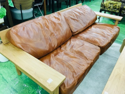 ソファのテーブル