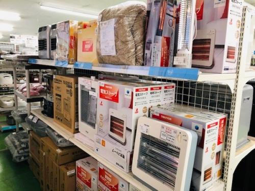 板橋 練馬 中野 池袋 季節家電 買取の冬物家電