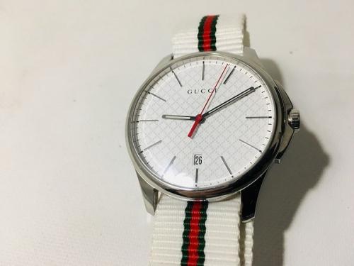 腕時計のGUCCI・グッチ