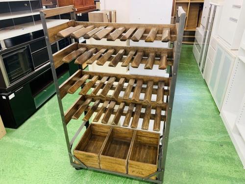 家具のワインラック