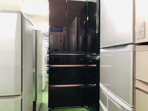 生活家電の冷蔵庫・大容量
