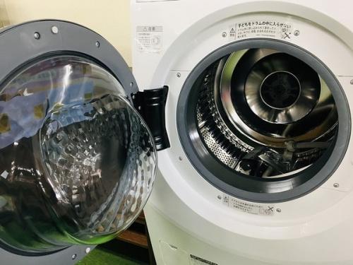 洗濯乾燥機のSHARP・シャープ