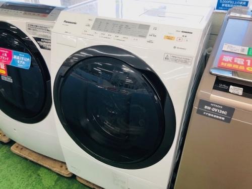 洗濯乾燥機のPanasonic・パナソニック