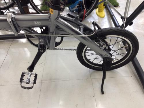 自転車・折りたたみ自転車のミニベロ