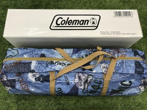 アウトドア用品のColeman(コールマン)