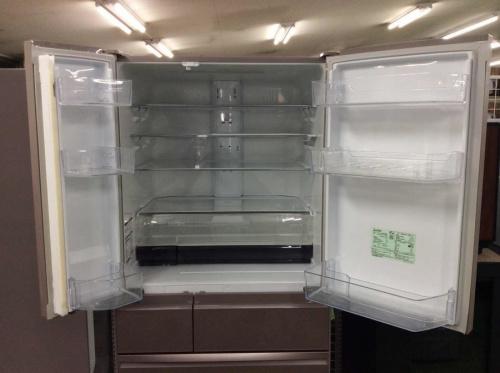 冷蔵庫のMITSUBISHI・三菱