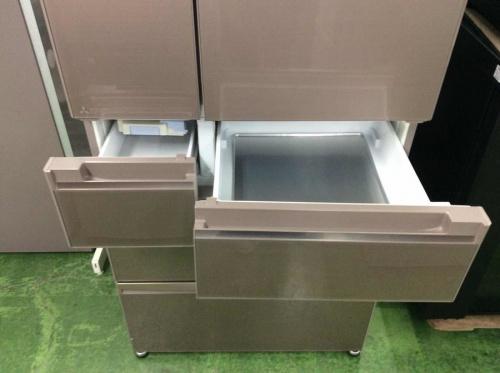 MITSUBISHI・三菱の6ドア冷蔵庫