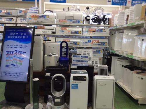 HITACHI TOSHIBA Panasonic SHARPの板橋 練馬 中野 池袋 中古家電 買取