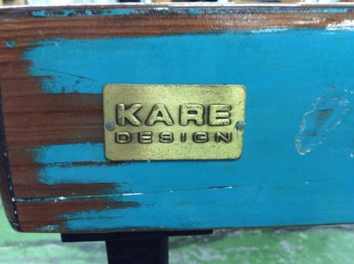 ダイニングテーブルのKARE カレ