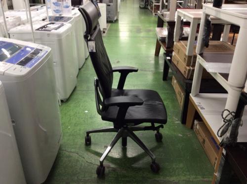オープンアップワークチェアの東京 中古 買取 リサイクル