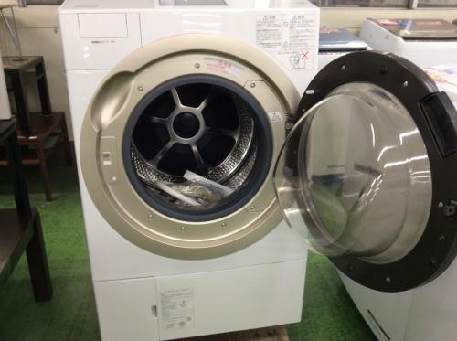 ドラム式洗濯乾燥機のTOSHIBA(トウシバ)