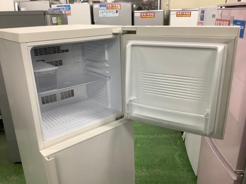 2ドア冷蔵庫の無印良品