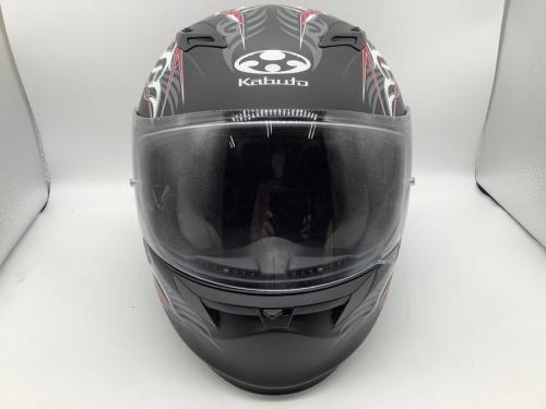 バイク用ヘルメットのフルフェイス
