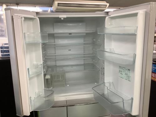 中古冷蔵庫の家電買取