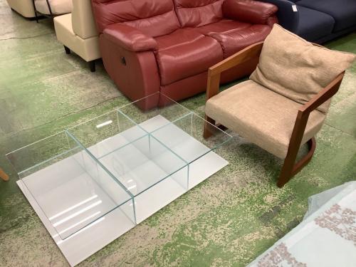 生活家具のテーブル チェアー ガラステーブル