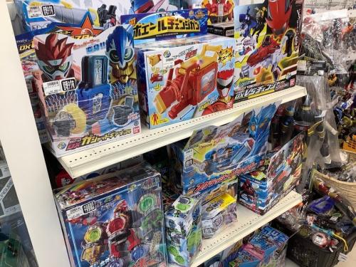 おもちゃ買取の仮面ライダー