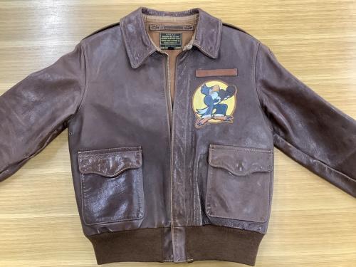 ジャケットのA-2ジャケット