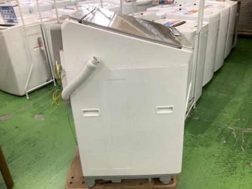 縦型洗濯乾燥機のSHARP シャープ