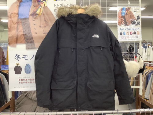 古着買取のCANADA GOOSE THE NORTH FACE DANTON