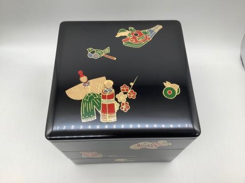 和食器 和雑貨の重箱 三段重