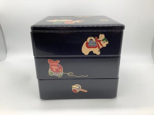 重箱 三段重の象彦 ぞうひこ