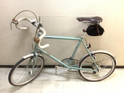 自転車のミニベロ