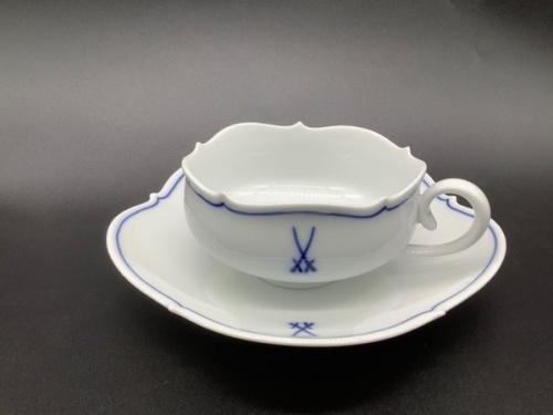 洋食器のティーカップ&ソーサー