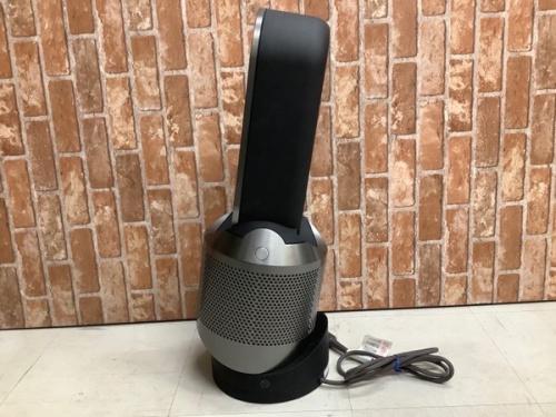 扇風機 ファンヒーター 空気清浄のHot + Cool Link