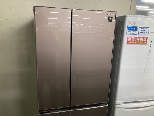 6ドア冷蔵庫のSHARP(シャープ)