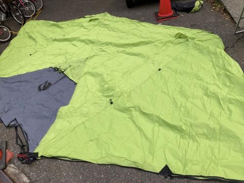 NEMO(ニーモ)の板橋 練馬 中野 池袋 キャンプ用品 アウトドア用品 買取
