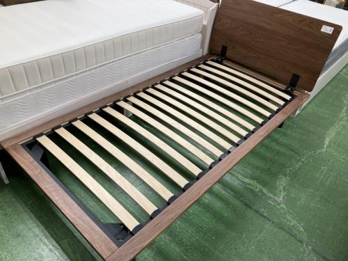 無印良品のシングルベッド