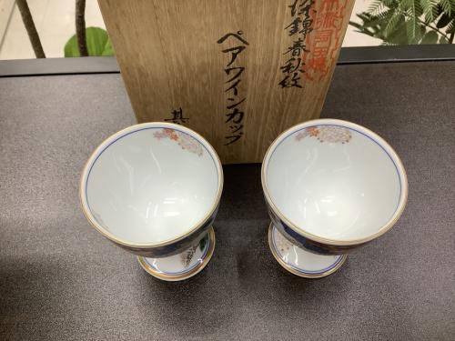 和食器のワインカップ
