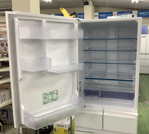 冷蔵庫の5ドア冷蔵庫 MR-MB45EL
