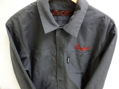 SUGERCANEのワークシャツ