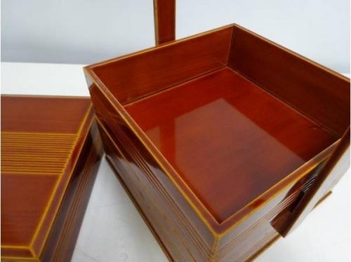 飛騨春慶の伝統工芸品